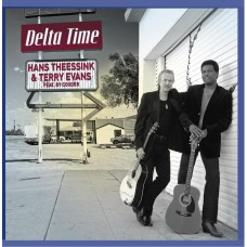 Hans Theessink & Terry Evans - Delta Time LP