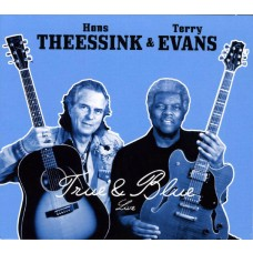 Hans Theessink - True and blue CD