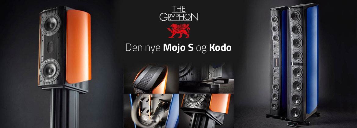 The Gyphon MojoS and Kodo